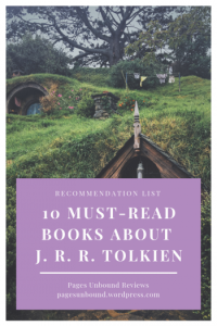 10 Must-Read Books about JRR Tolkien