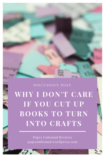 Turning Books into Crafts