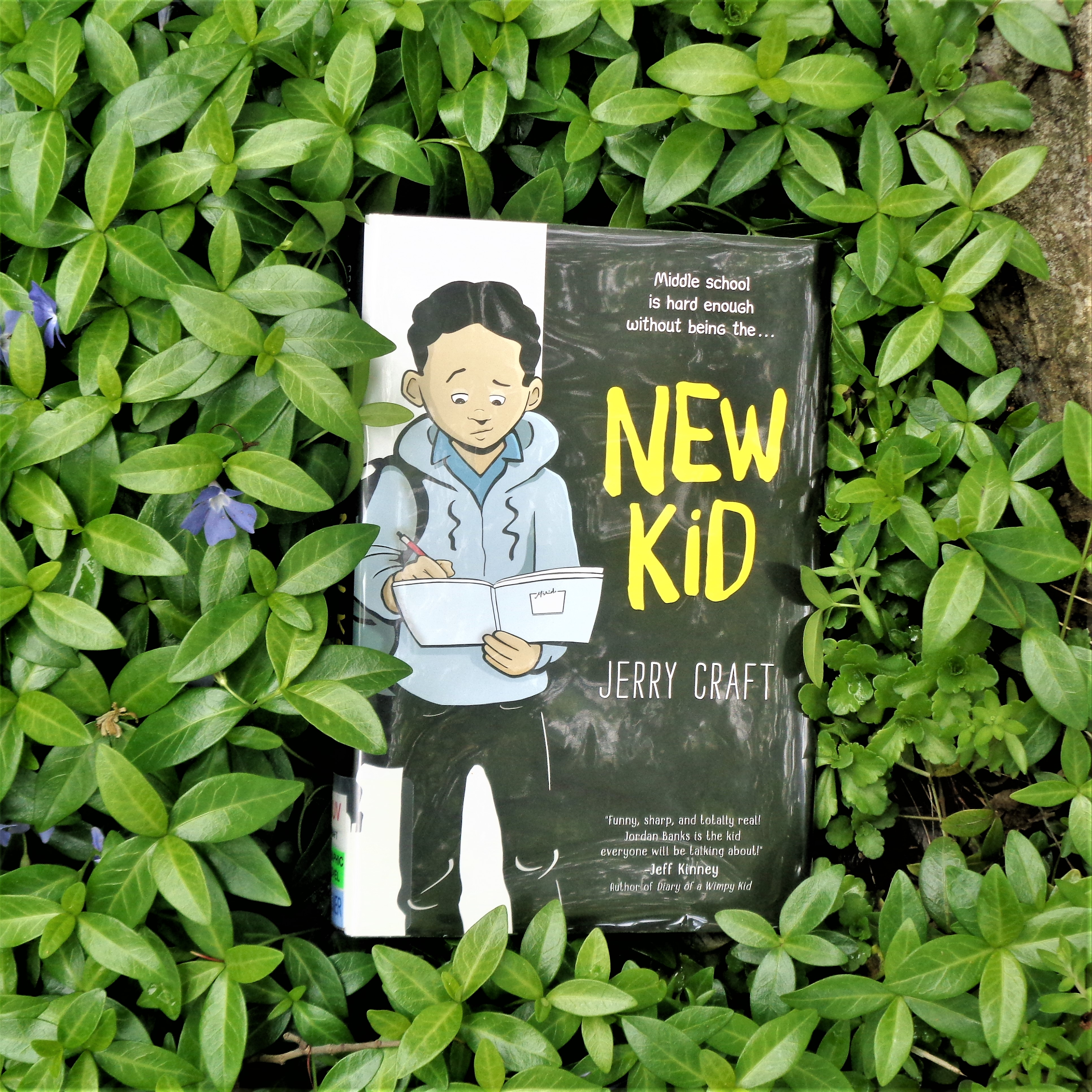 New Kid By Jerry Craft – Pages Unbound