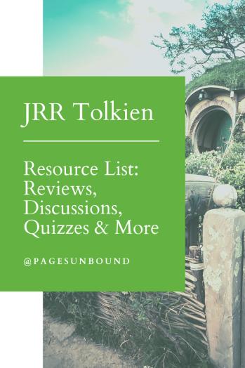 JRR Tolkien Resource List