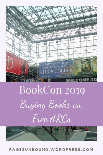 BookCon 2019 Discussion
