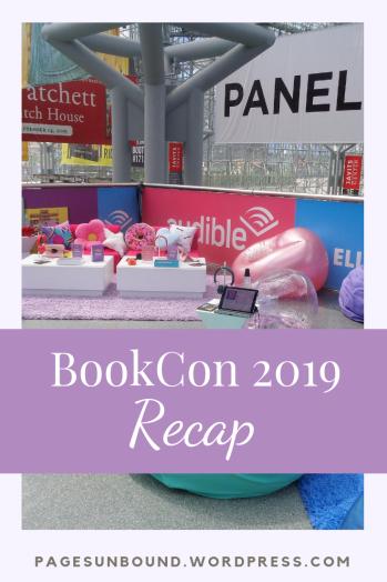 BookCon 2019 Recap