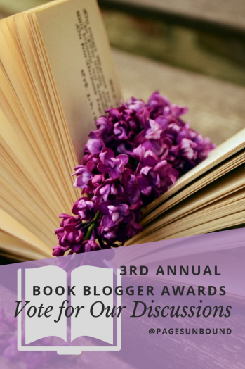 Book Blogger Awards Voting Round