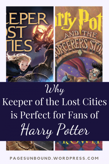 Keeper of the Lost Cities Perfect for Harry Potter Fans