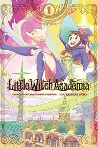 Little Witch Academia Manga