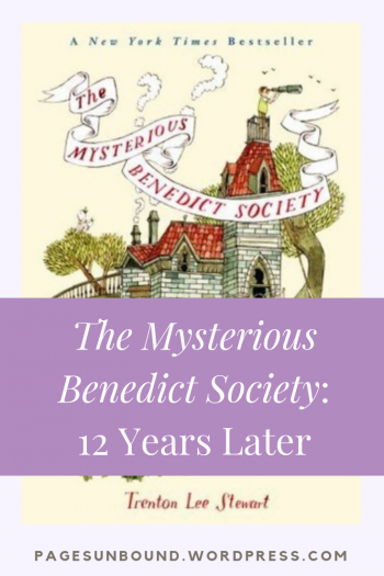 The Mysterious Benedict Society 12 Years Later