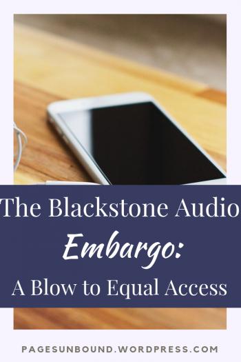 Blackstone Audio Embargo