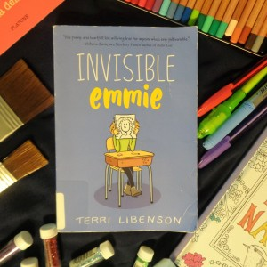 Invisible Emmie cover