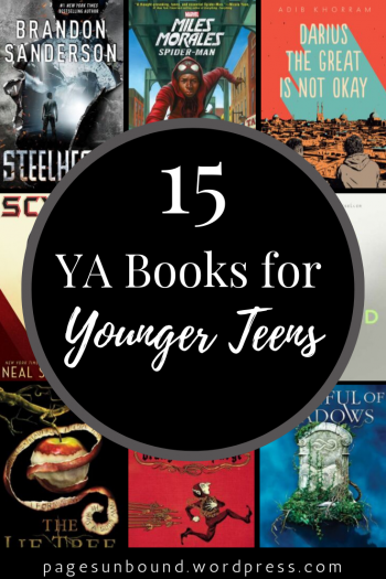 YA Books for Tweens and Young Teens