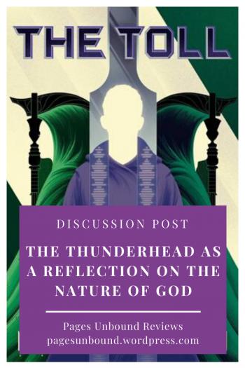 Neal Shusterman's Thunderhead as Reflection on God in Arc of a Scythe