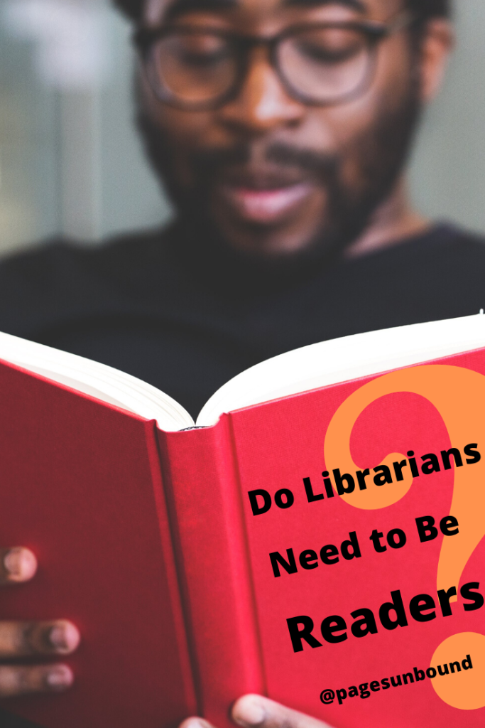 Do Librarians Need to Be Readers?