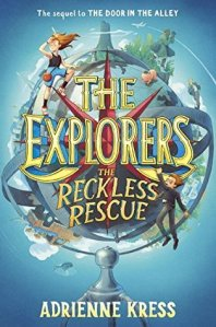 The Reckless Rescue Book Cover