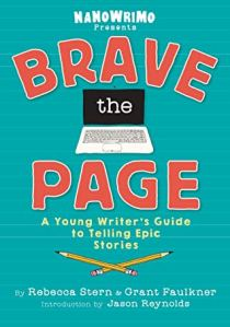 Brave the Page by National Novel Writing Month book cover