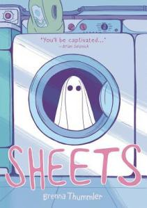 Sheets by Brenna Thummler cover