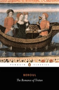 Romance of Tristan book cover