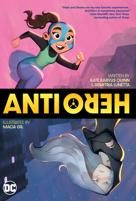 Antihero DC Comics