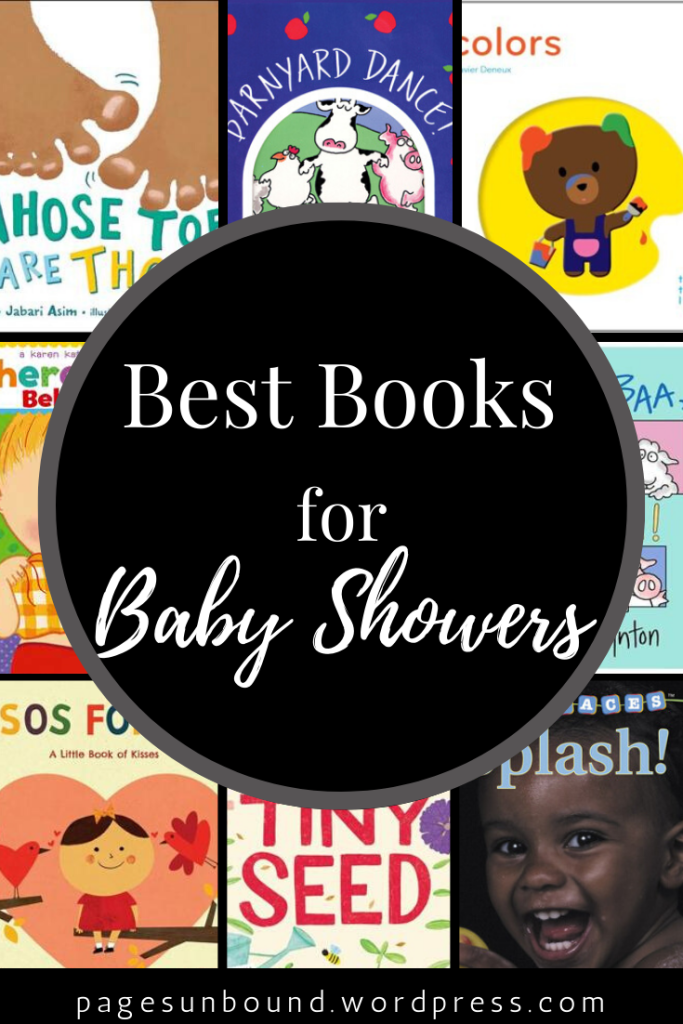 Best Books for Baby Showers