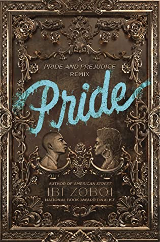 Pride by Ibi Zoboi Cover