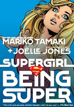Supergirl: Being Super Cover
