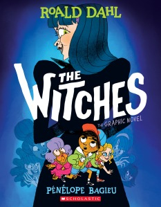 The Witches Graphic Novel Cover