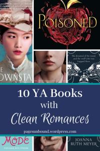 10 YA Books with Clean Romances