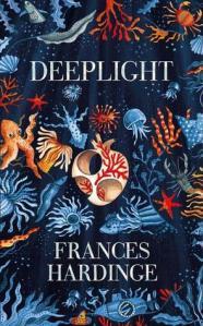 Deeplight by Frances Hardinge Book Cover