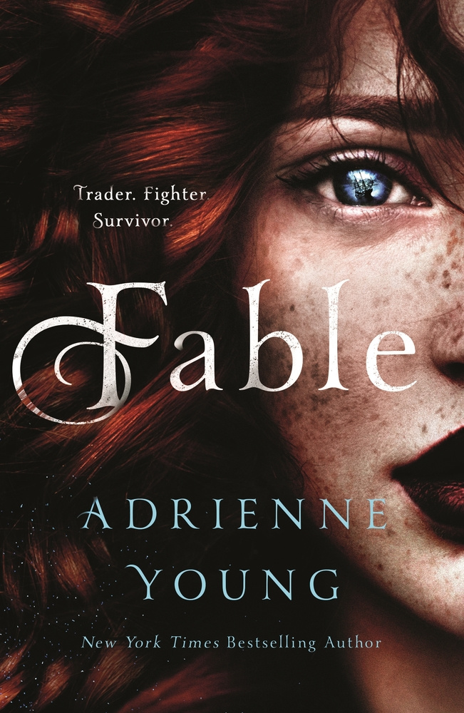 Fable by Adrienne Young Cover Image
