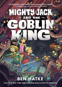 Mighty Jack and the Goblin King Boo Cover