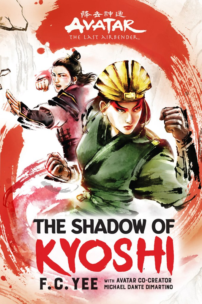 Shadow of Kyoshi Cover Image