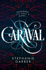 Caraval Cover