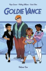 Goldie Vance Volume 2