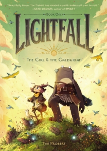 Lightfall: The Girl and the Galdurian