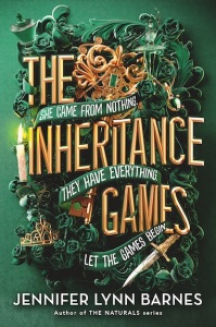 Inheritance Games book cover