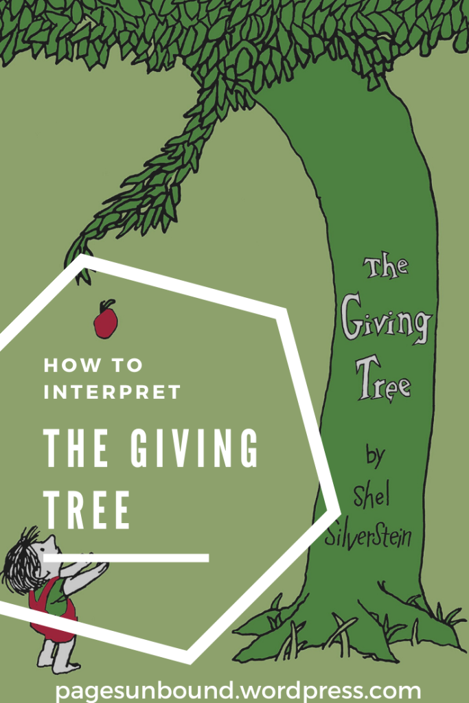 How to Interpret The Giving Tree