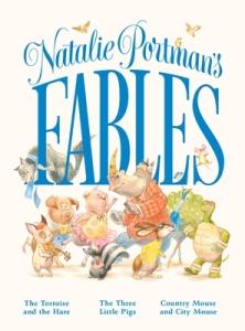 Natalie Portman's Fables Cover