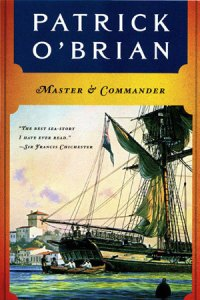 Master and Commander book cover