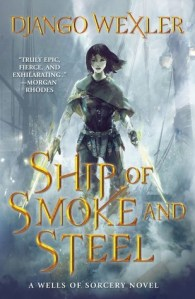 Ship of Smoke and Steel book cover