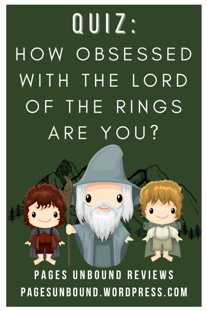 Quiz: How obsessed with The Lord of the Rings Are You?