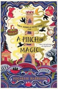 A Pinch of Magic book cover