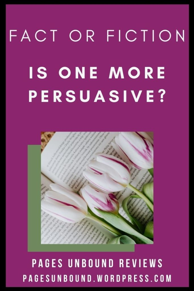 Fact or Fiction: Is One More Persuasive?