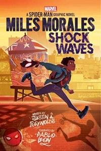Miles Morales Shock Waves