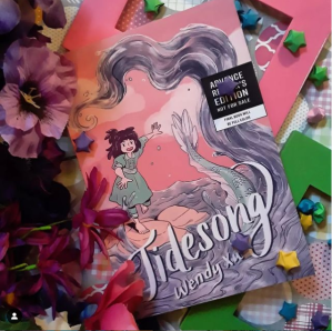 Tidesong by Wendy Xu instagram photo