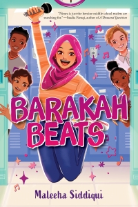 Barakah Beats cover